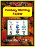 Fantasy Writing Folder