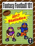Fantasy Football 101 (2017 Statistics)