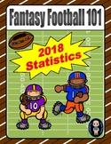 Fantasy Football 101 (2018 Statistics)