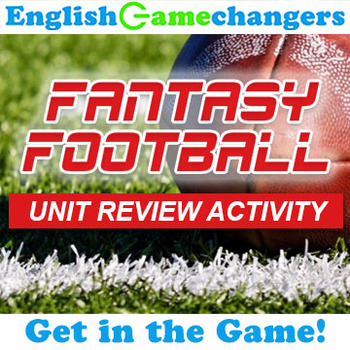 Fantasy Football Class Activity - All Ages, All Content Areas