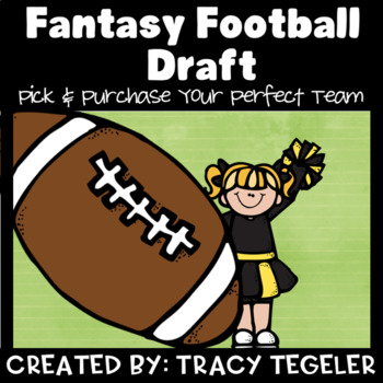 Fantasy Football Draft: Pick and Purchase Your Perfect Team {Money Game}