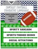 Fantasy Football Figurative Language