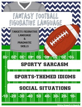 Fantasy Football Figurative Language