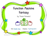 Fantasy Function Machines fillable