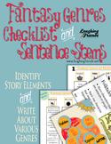 Fantasy Fiction Genres Resource Bundle