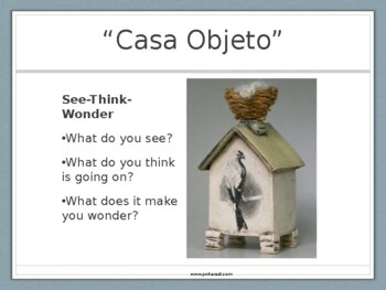 Fantasy Houses PowerPoint Presentation