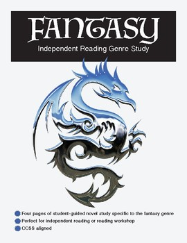 Exploring the Fantasy Genre (independent reading log)