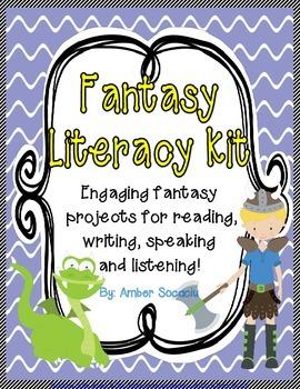 Fantasy Literacy Kit