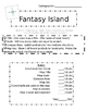 Fantasy Map Directions & Rubric