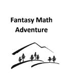 Fantasy Math Adventure (Basic Geometry, Pre-Algebra)