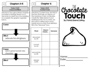Fantasy Novel Study Units: The No Prep Literature Circle Solution