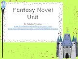Fantasy Novel Unit