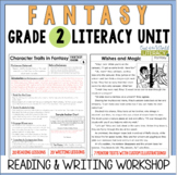 Fantasy Reading & Writing Unit: Grade 2...2nd Edition!