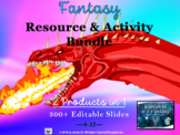 Fantasy Resource and Activity Bundle