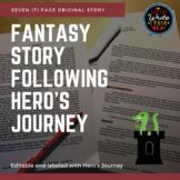 Fantasy Story following Hero's Journey
