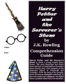 Fantasy Novel Unit Bundle: Harry Potter, The Lightning Thi