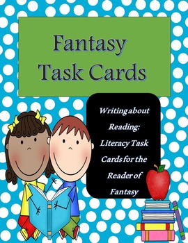 Fantasy Task Cards