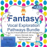 Fantasy Vocal Explorations Bundle