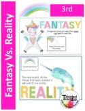 Fantasy Vs. Realism-Unicorn and Narwal Critical Thinking Unit