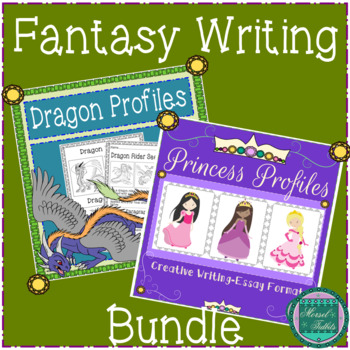 Fantasy Writing Bundle: Creative Writing- Essay Format
