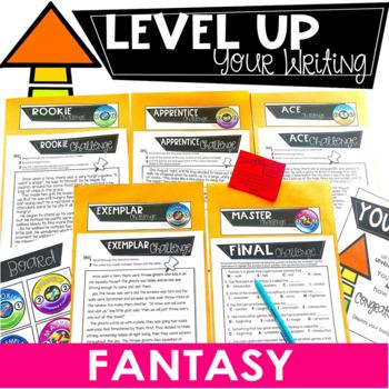 Fantasy Writing Challenge