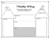 Fantasy Writing Graphic Organizer