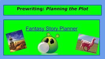 FANTASY: WRITER'S WORKSHOP - Writing a Fantasy Story