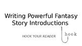 Fantasy Writing Introduction