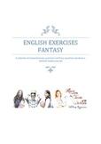 Grade 7/8 English - Fantasy Writing Lesson Plan