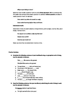 Grade 7/8 English - Fantasy Writing Lesson Plan