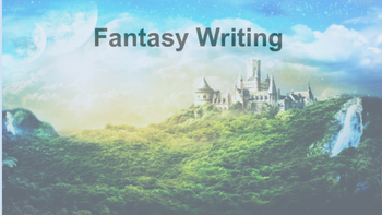 Fantasy Writing Process - Lucy Calkins Based