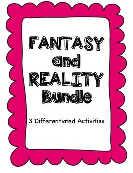 Fantasy and Reality Bundle