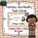 Fantasy and Reality Task Cards
