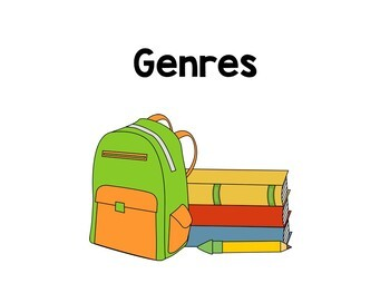 Fantasy and Science Fiction Genre Intro and Activity for 4th-6th Grade