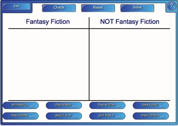 Fantasy or NOT Fantasy? That is the Question!