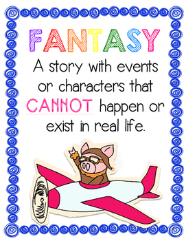 Fantasy vs. Realism