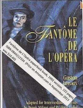Fantôme de l'Opéra unit-French