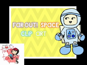 Far Out! Space Clip Art