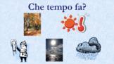 Fare Italian Verb Google Slides