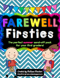 End of the Year Activities - First Grade - Distance Learning