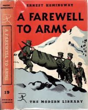 Farewell to Arms by Ernest Hemmingway Unit
