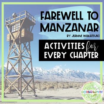 Farewell to Manzanar - Comprehension/Critical Thinking Cha