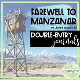 Farewell to Manzanar Double Entry Journals