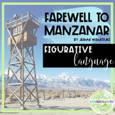 Farewell to Manzanar - Figurative Language Practice