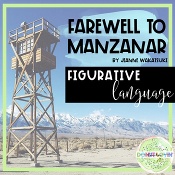 Farewell to manzanar teaching resources teachers pay teachers farewell to manzanar figurative language practice farewell to manzanar figurative language practice fandeluxe Image collections