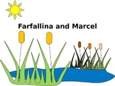 Farfallina and Marcel Amazing Words PPT