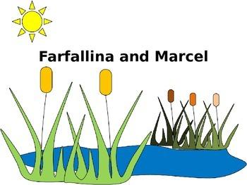 Farfallina and Marcel Amazing Words PPT