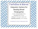 Farfallina and Marcel Companion Centers