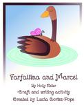 Farfallina and Marcel Craftivity