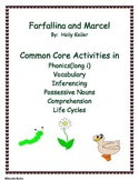 Farfallina and Marcel Grade 2 Common Core Activities